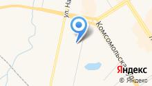 Бегемот+ на карте