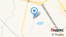 Ленский на карте