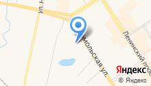 Коммин-Про на карте
