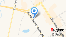 Адвокатский кабинет Терновых С.В. на карте