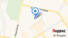 Боулинг-клуб на карте