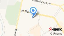 Военторг-П на карте
