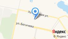 Детский сад №99, Топ-топ на карте