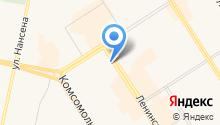 Инструменты, магазин на карте