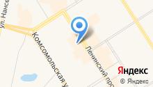 Ангел Красоты, магазин косметики на карте