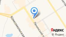 АРОМАТ, магазин косметики на карте