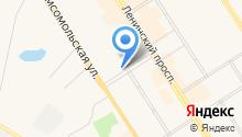 АV Проспект на карте