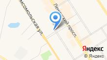 SushiЛЮКС на карте