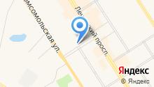 Крепежъ центр на карте