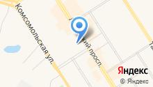 ЛяВи на карте
