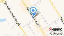 Виталинк на карте