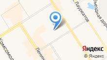 Дир Бир на карте