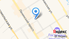 Социально-образовательный центр, МБОУ на карте