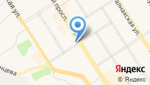 НорильскВтормет на карте