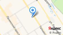 Будокан на карте