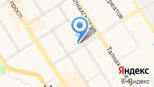 Красноярский краевой психоневрологический диспансер №5 на карте