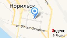 ГМК Норильский Никель, ПАО на карте
