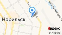 Методический центр, МБУ на карте