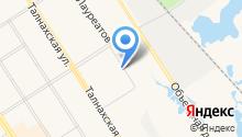 OLYMP на карте