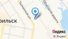 Банкомат, Росбанк, ПАО на карте