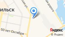 Адвокатский кабинет Анисимовой Н.М. на карте