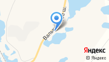 АЗС Арктур на карте