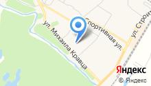 Детский сад №18, Полянка на карте
