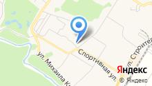 ВЕЗИтакси на карте