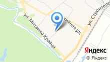 ДЮСШ №4 на карте