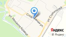 Адвокатский кабинет Андреева В.В. на карте