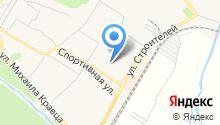 Интер-Транстур на карте