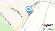 Банкомат, КБ КЕДР на карте