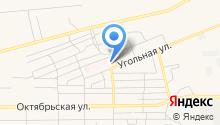 Черногорская межрайонная больница №1 на карте