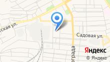 Магазин строительных материалов и сантехники на карте