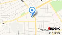 Рябинка на карте