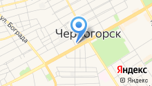 Магазин хозтоваров на Советской на карте