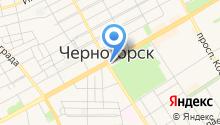 Совет депутатов г. Черногорска на карте