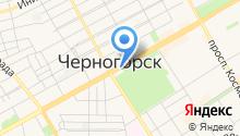 Усть-Абаканский межрайонный следственный отдел на карте