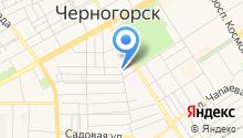 Магазин продуктов на Сибирской на карте