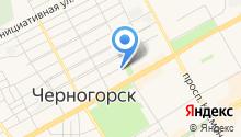 Музей истории г. Черногорска на карте