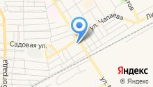 Средняя общеобразовательная школа №16 им. Д.М. Карбышева на карте