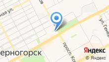 Хакасский ТЭК Дом на карте