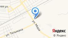 Банкомат, Восточно-Сибирский банк Сбербанка России на карте