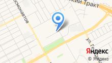 Лужники на карте