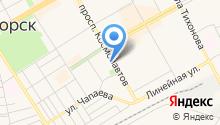 Секонд-хенд на проспекте Космонавтов на карте