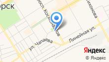 ЗАГС г. Черногорска на карте