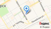 Мастерская по ремонту обуви на проспекте Космонавтов на карте