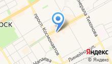 Казанова на карте