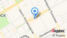 Мегабiт на карте