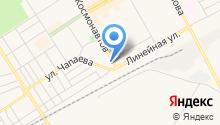Производственный центр ЛСТК на карте